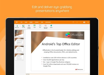 OfficeSuite + PDF Editor APK for Ubuntu