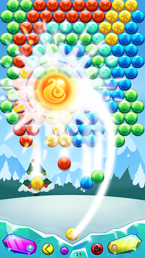 Bubble Pop Holidays For PC