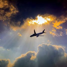 by Hanan Maulana - Transportation Airplanes