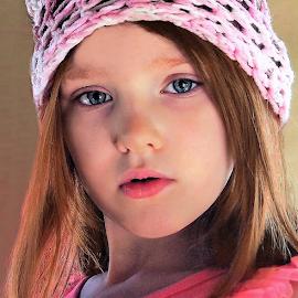 Really? by Cheryl Korotky - Babies & Children Child Portraits