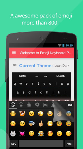 Emoji Keyboard Plus Screenshot
