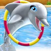 Game My Dolphin Show APK for Kindle