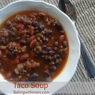 Hamburger Taco Soup Recipes