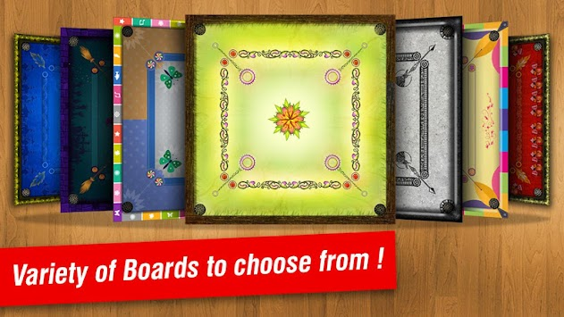 Real Carrom 3D : Multiplayer APK screenshot thumbnail 3