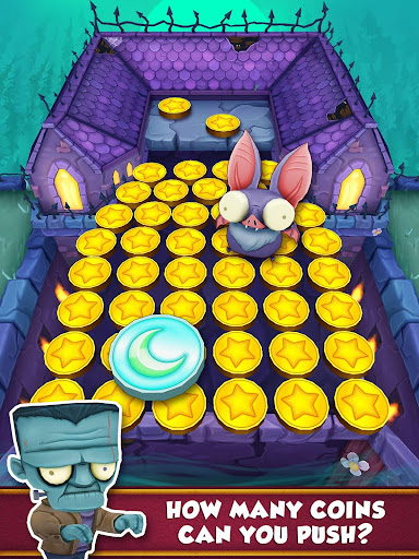 Coin Dozer Halloween screenshot 7