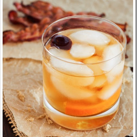 Bacon & Brown Sugar Old Fashioned