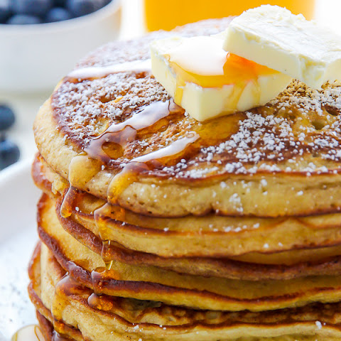My Favorite Buttermilk Pancakes