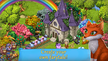 Screenshot of Fairy Farm