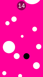 black dot - screenshot