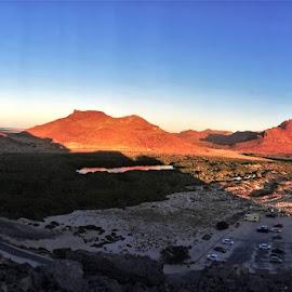 by Phil Bear - Landscapes Deserts ( mountains, desert, mexico, balandra, beach, baja, sea of cortez )
