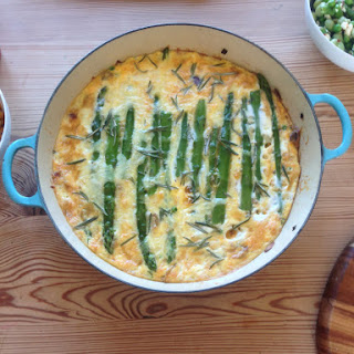 Asparagus Tortilla Recipes