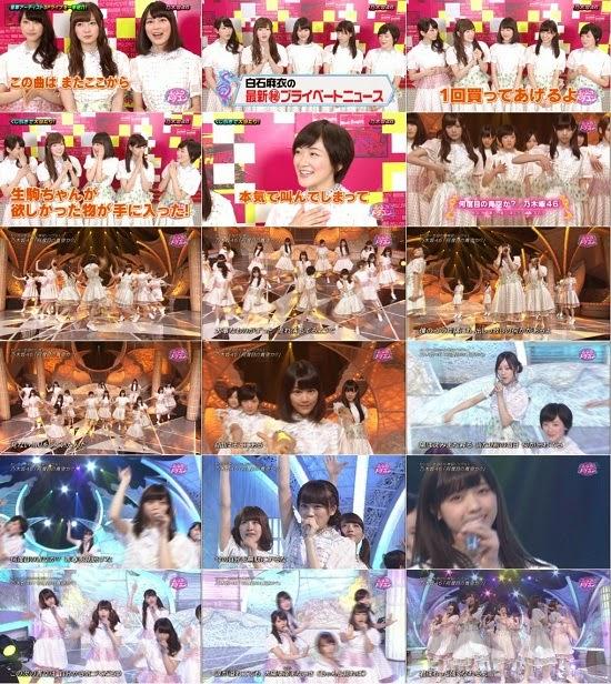(TV-Music)(1080i) Nogizaka46 part – Music Dragon 141010