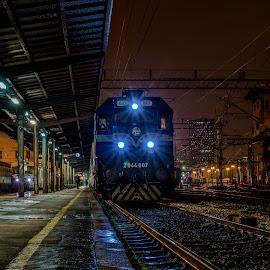 by Bojan Bilas - Transportation Trains