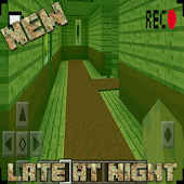 Map Late Night Horror for MCPE APK for Bluestacks