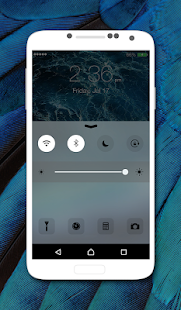 Lock Screen iPhone 6S OS9 - screenshot