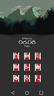 Carter Red - Icon Pack - screenshot