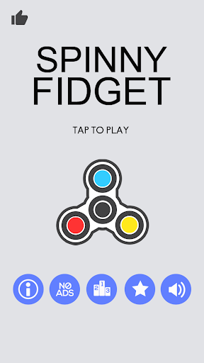 Spinny Fidget For PC