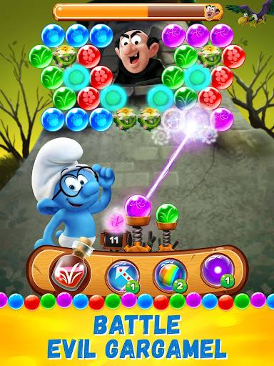 Smurfs Bubble Shooter Story screenshot 20