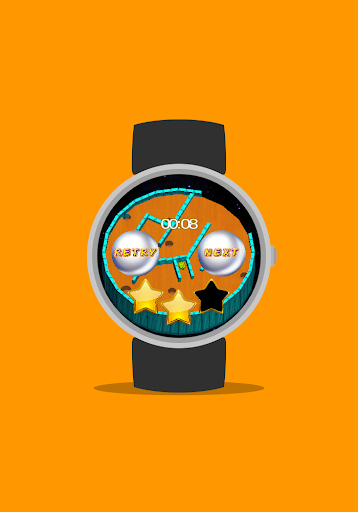 Spherule (Android Wear Game) - screenshot