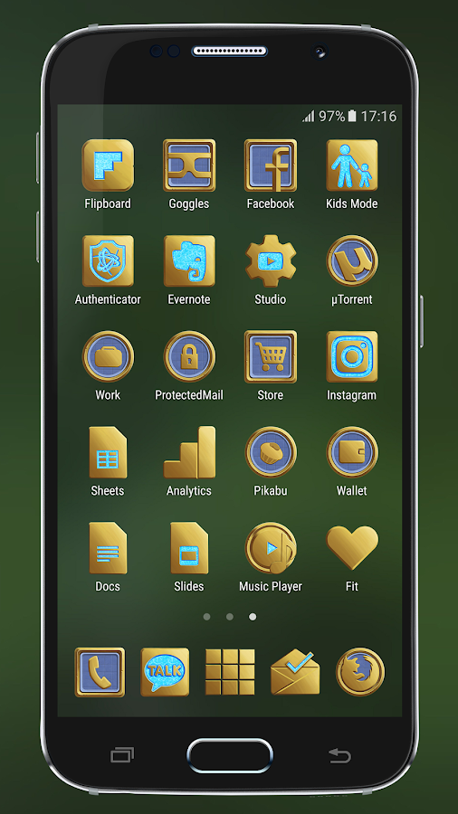 Magic Faitel's Icon Pack Screenshot 2