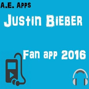 Justin Bieber Fan App - screenshot