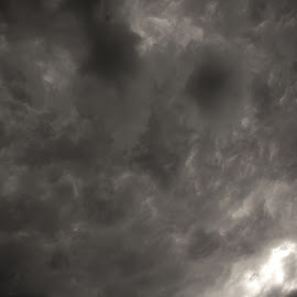 cloud by Gordon Bishop - Abstract Patterns ( weather, cloud, overcast, rain, formation )