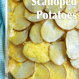 Scalloped Potatoes A Family Favorite