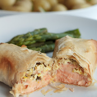 Filo Parcels Recipes