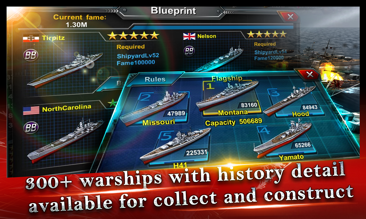 Fleet Commander:Pacific Screenshot 4