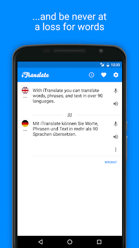 Translator & Dictionary - screenshot