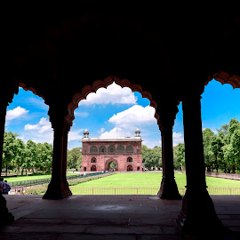 Delhi Red Fort by Kingsly Xavier George - Buildings & Architecture Public & Historical ( red fort, capital, delhi )