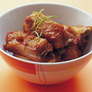 Sweet and Sour Spareribs