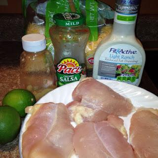 Chicken Fiesta Salad Dressing Recipes