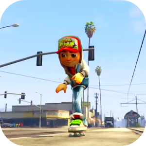 Deliplays For Subway Surf Trick Run