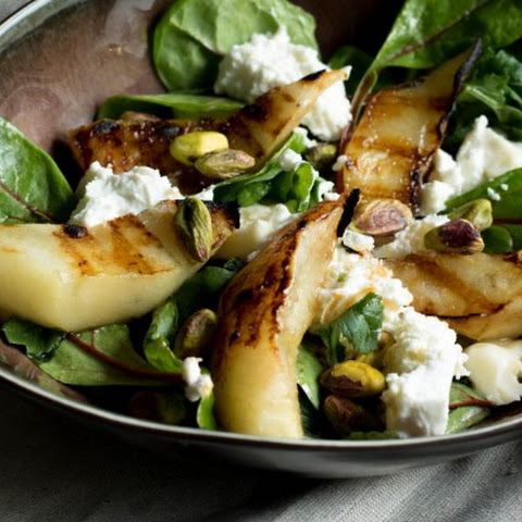 Grilled Pear Salad Bowl (4 pers.)