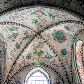 church ceiling by Vibeke Friis - Buildings & Architecture Places of Worship ( painted ceiling,  )