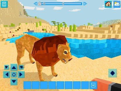 Game AdventureCraft Survive & Craft APK for Kindle