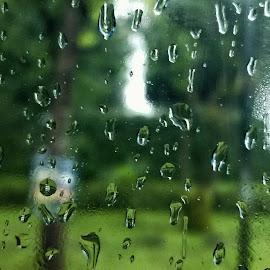 rintik hujan by Firmansyah Wahyu - City,  Street & Park  Street Scenes