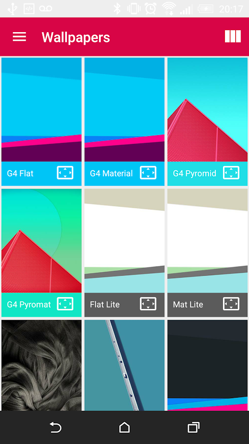 Ultimate G4 - Icon Pack Screenshot 4