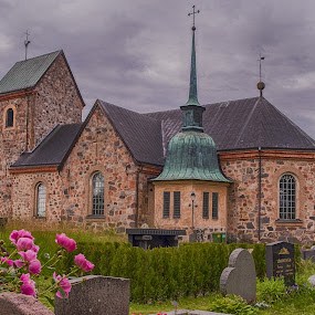 church by Dan Westtorp - Buildings & Architecture Public & Historical