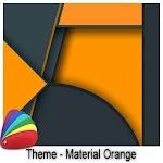 Theme - Material Orange Icon