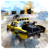 Extreme Offroad Truck : SUV Jeep Rally Racing Game