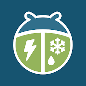 App WeatherBug Widget version 2015 APK
