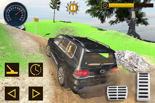 Offroad Jeep Driving Simulator - Jeep Simulator screenshot 7
