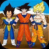 Game Super Saiyan Adventure APK for Windows Phone