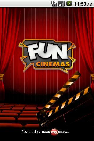 Fun Cinemas screenshot 1