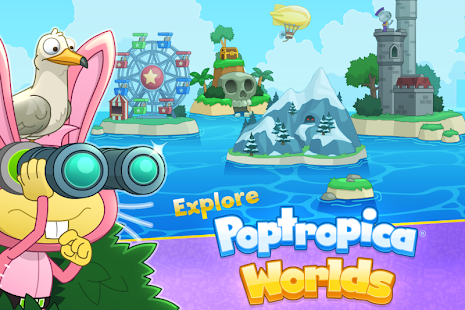 Poptropica Worlds for pc