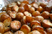 Roasted New Baby Potatoes - By The London Hog Roast Company