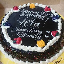 For My Mother's Birthday by Florante Lamando - Food & Drink Candy & Dessert