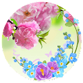 Download Spring Flowers Theme APK to PC